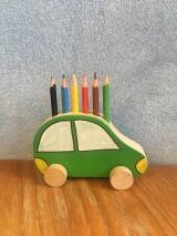 Hračky - Pastelníček auto - 9915855_