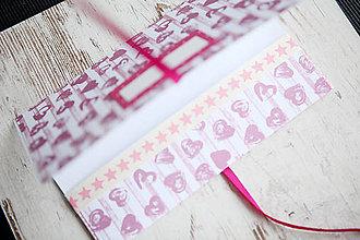 Papiernictvo - Scrapbook obálka na peniaze - narodeniny - 9917616_