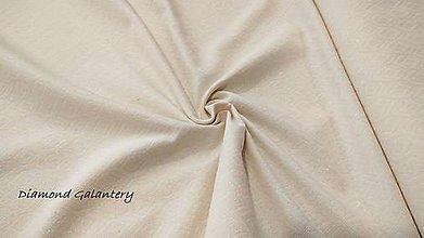 Textil - Látka pretkávaná lurexovou niťou - ornament multicolor - cena za 10 cm - 9916109_