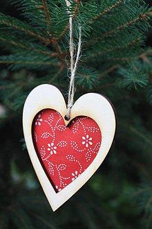 Dekorácie - Vianočná ozdoba - simple - 9918032_