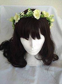 Ozdoby do vlasov - Vanok vo vlasoch - 9914565_