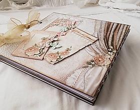 Papiernictvo - Svadobný album pre Editu - 9916255_