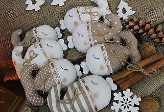 Dekorácie - Vianočný kapríci.... - 9914601_