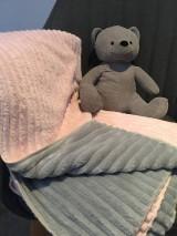 Detské doplnky - Minky deka - 9913826_