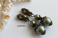 - Klipsne Swarovski Pearls - 9917769_