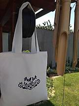 Nákupné tašky - Ekologické bavlnené tašky - 9916549_