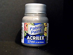 Farby-laky - Farby na textil - 933 grey - 9917587_