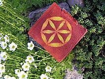 Peňaženky - Peňaženka červená - 9914515_