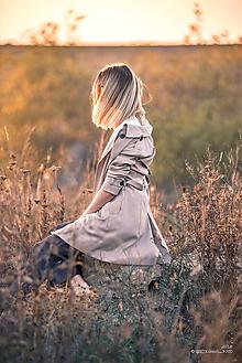 Kabáty - Béžový trenčkot - 9915750_