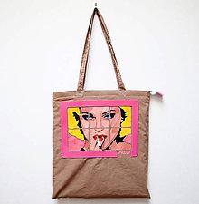 Nákupné tašky - Taška MTV - 9914577_