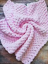 Textil - Deka pre malú princeznú - 9920134_