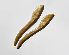 Ozdoby do vlasov - Drevené ihlice na počkanie, 3-5 dní - 9919264_