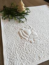 Úžitkový textil - Vianočný obrus - 9920110_