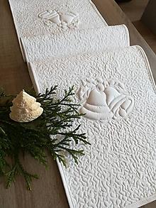Úžitkový textil - Vianočná štóla - 9920015_