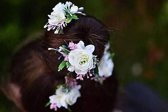 "Ozdoby do vlasov - Vlásenky ""It´s wedding time"" - 9920791_"