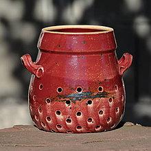 Nádoby - Dršlák - v kraji vína Bordeaux - 9918535_