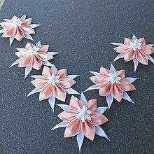 Dekorácie - Kvety na svadobné auto, bránu, dekorácia - 9919710_
