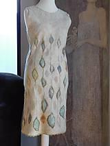 Šaty - PLSTENÉ ŠATY JESEŇ 1 - 9919920_