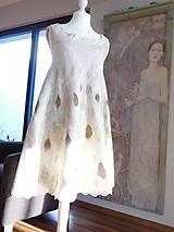 Šaty - PLSTENÉ ŠATY JESEŇ 2 - 9919932_