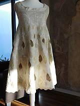 Šaty - PLSTENÉ ŠATY JESEŇ 2 - 9919933_