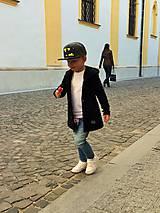 - Jesenný kardigan čierny - Revel (110) - 9921842_