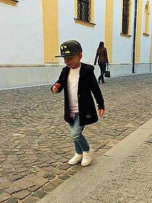 Detské oblečenie - Kardigan čierny - Revel - 9921842_