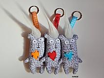 Kľúčenky - Prívesky na kľúče - nezbedníci - 9919364_