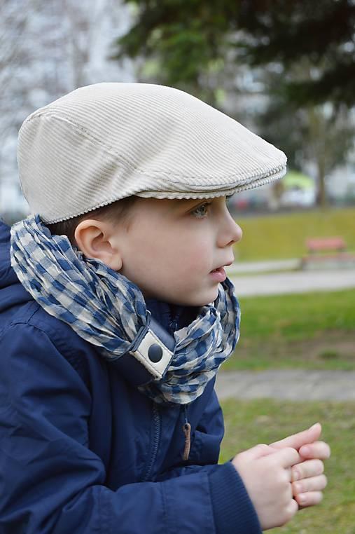 Detské súpravy - Bekovka s nákrčníkom  - 9922636_