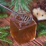 Potraviny - lesný medovicový med - víťaz Great Taste (400g) - 9924089_