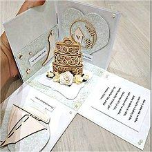 Papiernictvo - Krabička na peniaze - 9923713_