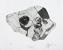 Grafika - Úlomky II. - 9923946_