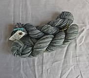 Materiál ručne robený - Polwarth, ručne farbený, 80g - 9923739_