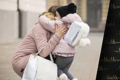Detské tašky - Kožený ruksak MARIMA z pravej kože - 9922979_