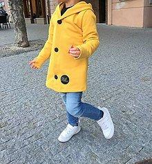 Detské oblečenie - Kardigan šafrán - Revel - 9925816_