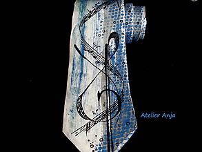 Doplnky - Hodvábna kravata - 9923590_