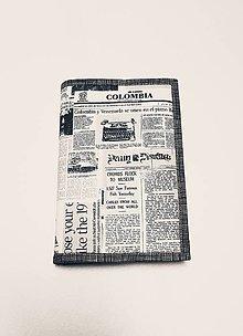 Papiernictvo - Obal na knihu - 9926783_