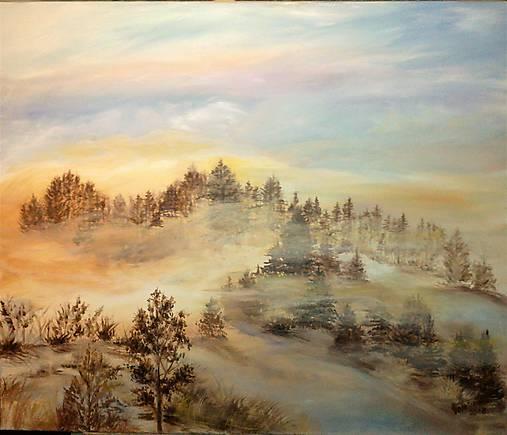 V hmlovom závoji