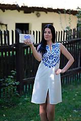 - TRETIE.. zo špeciálnej kolekcie šiat na módnu prehliadku s Lýdiou Eckhardt - 9925827_