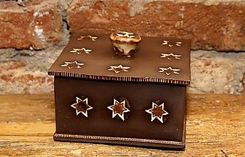 Krabičky - Šperkovnica - 9929061_