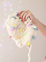 Čiapky - Úplne najviac handmade čiapočka - z ručne pradenej merino vlny - 9928317_
