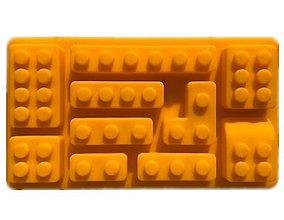 Pomôcky/Nástroje - Silikónová forma LEGO kocky - 9926315_