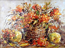 Obrazy - V jesenných farbách - 9926225_