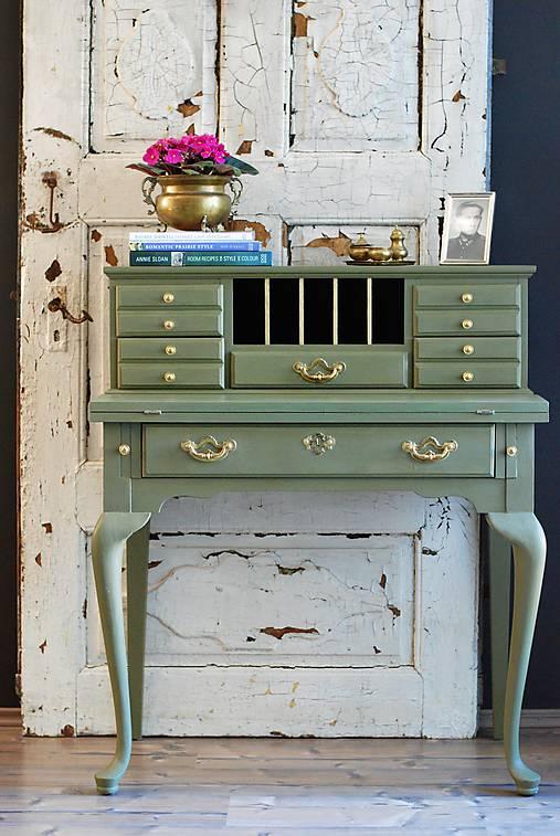 Písací stolík Olive - Predaný!