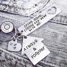 Kľúčenky - ALWAYS & forever - 9930556_