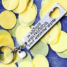 Kľúčenky - Môj skvelýýý BRAT :) - 9930571_