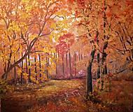 Obrazy - Báseň o jeseni - 9931099_