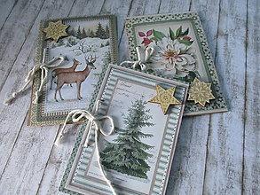 Papiernictvo - Vianočné pohľadnice - 9930204_