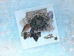 Papiernictvo - Vianočný pozdrav - 9930210_