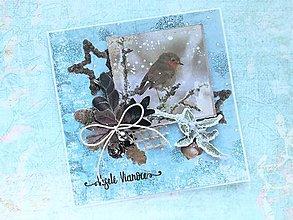 Papiernictvo - Vianočný pozdrav - 9930222_