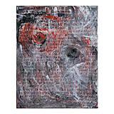 Obrazy - J&M /abstraktná maľba na plátne - akryl a sprej/ - 9931283_